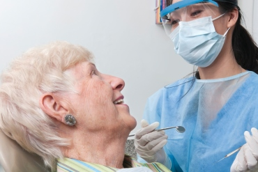 dental treatment at nursing home