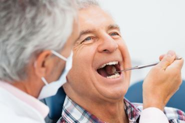 dental treatment for the aged